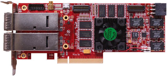 Kintex FPGA UltraScale data center board
