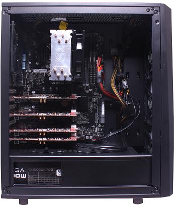 Linux / Windows Workstation for FPGA / GPU development